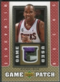 2007/08 Upper Deck UD Game Patch #MR Michael Redd