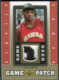 2007/08 Upper Deck UD Game Patch #SJ Josh Smith