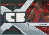 2008/09 Upper Deck SPx Winning Materials #WMICB Chris Bosh