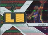 2008/09 Upper Deck SPx Winning Materials #WMILO Lamar Odom