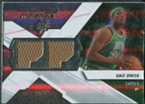2008/09 Upper Deck SPx Winning Materials #WMIPP Paul Pierce