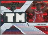 2008/09 Upper Deck SPx Winning Materials #WMITM Tracy McGrady
