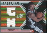 2008/09 Upper Deck SPx Freshman Orientation #FOGH George Hill