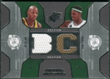 2007/08 Upper Deck SPx Winning Materials Combos #PA Ray Allen Paul Pierce