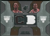 2007/08 Upper Deck SPx Winning Materials Combos #WG Ben Gordon Ben Wallace