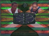 2008/09 Upper Deck SPx Winning Materials Combos #WMCJH Joe Johnson Al Horford
