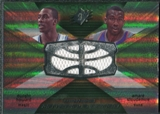2008/09 Upper Deck SPx Winning Materials Combos #WMCSH Dwight Howard Amare Stoudemire