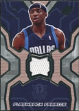 2007/08 Upper Deck SPx Flashback Fabrics #JT Jason Terry