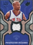 2007/08 Upper Deck SPx Flashback Fabrics #MA Stephon Marbury