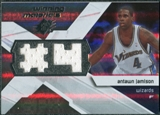 2008/09 Upper Deck SPx Winning Materials #WMJAJ Antawn Jamison