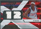 2008/09 Upper Deck SPx Winning Materials #WMJAT Al Thornton