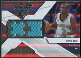 2008/09 Upper Deck SPx Winning Materials #WMJCP Chris Paul