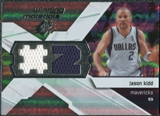 2008/09 Upper Deck SPx Winning Materials #WMJJK Jason Kidd