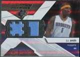 2008/09 Upper Deck SPx Winning Materials #WMJJS J.R. Smith