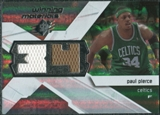 2008/09 Upper Deck SPx Winning Materials #WMJPP Paul Pierce