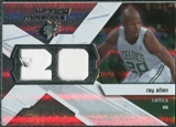 2008/09 Upper Deck SPx Winning Materials #WMJRA Ray Allen