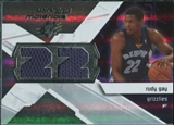 2008/09 Upper Deck SPx Winning Materials #WMJRG Rudy Gay