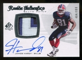 2008 Upper Deck SP Authentic #277 James Hardy Jersey Autograph /999