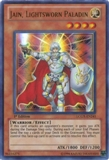 Yu-Gi-Oh Legendary Collection 2 Single Jain, Lightsworn Paladin Ultra Rare