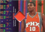 2006/07 Upper Deck UD Reserve Game Patches #LB Leandro Barbosa