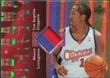 2006/07 Upper Deck UD Reserve Game Patches #SL Shaun Livingston