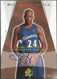 2003/04 Upper Deck SP Authentic Limited #153 Jarvis Hayes /50 RC Autograph