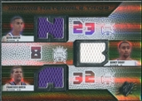 2008/09 Upper Deck SPx Winning Materials Trios #WMTDMG Kevin Martin Quincy Douby Francisco Garcia
