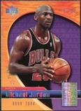 2004 Upper Deck All-Star Game #MJ Michael Jordan /2004