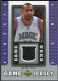 2007/08 Upper Deck UD Game Jersey #GH Grant Hill