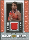 2007/08 Upper Deck UD Game Jersey #SM Sean May