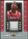 2007/08 Upper Deck UD Game Jersey #TM Tracy McGrady