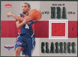 2007/08 Fleer NBA Classics #TTAL Acie Law IV