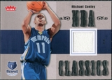 2007/08 Fleer NBA Classics #TTMC Mike Conley
