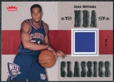 2007/08 Fleer NBA Classics #TTSW Sean Williams