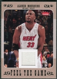 2007/08 Fleer Feel The Game #FGAM Alonzo Mourning