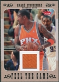 2007/08 Fleer Feel The Game #FGAS Amare Stoudemire