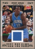2007/08 Fleer Feel The Game #FGDH Dwight Howard