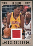 2007/08 Fleer Feel The Game #FGJJ Joe Johnson