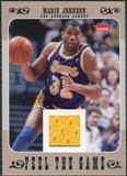 2007/08 Fleer Feel The Game #FGMJ Magic Johnson