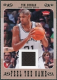 2007/08 Fleer Feel The Game #FGTD Tim Duncan