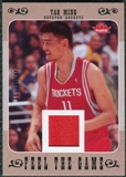 2007/08 Fleer Feel The Game #FGYM Yao Ming