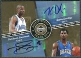 2006/07 Upper Deck Rookie Debut Draft Duos Autographs #DS Keyon Dooling DeShawn Stevenson Autograph /25