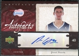 2007/08 Upper Deck Artifacts Autofacts #AFPD Paul Davis Autograph