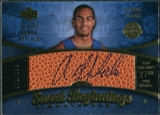 2007/08 Upper Deck Sweet Shot #108 Arron Afflalo Autograph /699