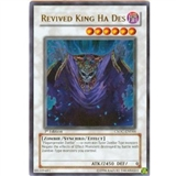 Yu-Gi-Oh Crossroads of Chaos Single Revived King Ha Des Ultimate Rare