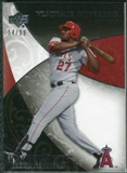 2007 Upper Deck Exquisite Collection Rookie Signatures #7 Vladimir Guerrero /99