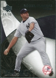 2007 Upper Deck Exquisite Collection Rookie Signatures #8 Roger Clemens /99