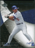 2007 Upper Deck Exquisite Collection Rookie Signatures #11 Nomar Garciaparra /99