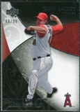 2007 Upper Deck Exquisite Collection Rookie Signatures #15 John Lackey /99