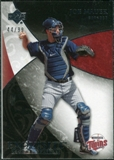 2007 Upper Deck Exquisite Collection Rookie Signatures #24 Joe Mauer /99